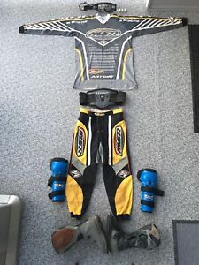 ***THOR / MSR Dirt Bike Riding Gear w/Boots $60.00***