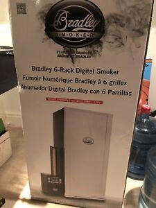 6 Rack Bradley Digital Smoker