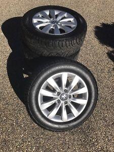 Volkswagen Winter Wheels