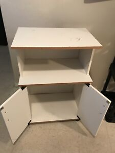 Microwave stand $20 obo
