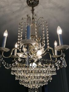 Real Crystal Chandelier for SALE!