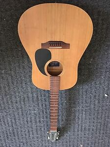 Seagull s12 d1x - 12 string acoustic/electric