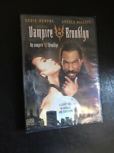DVD film - Vampire in Brooklyn (RARE & OOP)