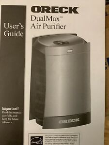 ORECK Dual Max Air Purifier