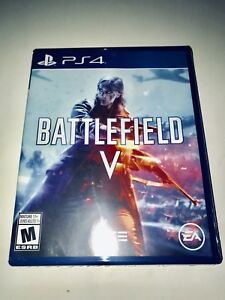 Battlefield V PS4 (Brand new)