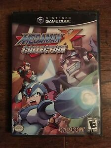Mega Man X Collection for GameCube
