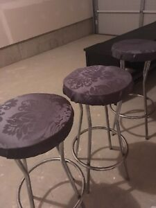 4 stools for sale