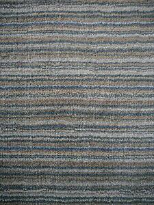 New Bayliss Haven Sea Breeze Wool Viscose Blend Striped Rugs Melbourne CBD Melbourne City Preview