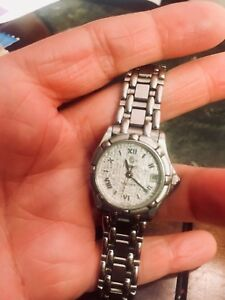 CONCORD Saratoga Ladies Watch - Sterling Silver