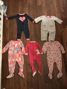 12 month baby girl clothing lot! separate prices in description