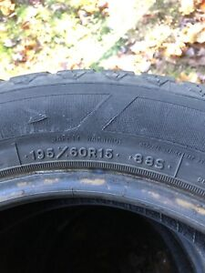 195/60R15 Goodyear Nordic winter