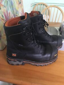 New Timberland Work boots