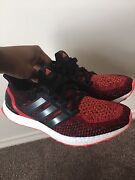 Solar red Ultra boost 2.0 US10 Lalor Whittlesea Area Preview