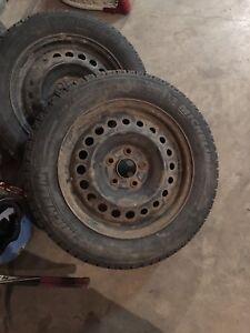Michelin XICE 205/60/16