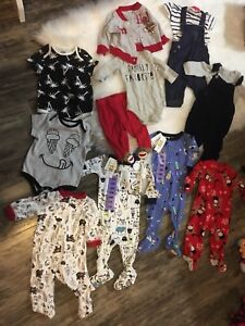 0/3 baby clothing lot