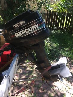 25hp mercury outboard