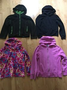 Girls Hoodies size Large - size 10/12