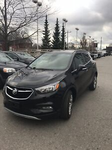 Selling 2018 Buick Encore AWD