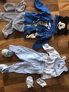 Newborn -3 months clothes