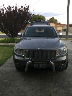 2011 Jeep Grand Cherokee 4X4 MY11