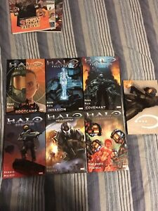 Halo Graphic Novel Collection