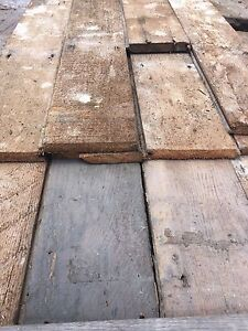 Recycled Flooring most species and sizes available from $6.60 Croydon Burwood Area Preview