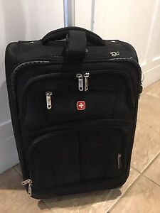 Swiss Gear carry on luggage