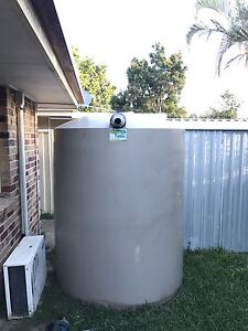 Water Tanks 3000L - Atlas Tanks with Bianco Pumpz Currumbin Waters Gold Coast South Preview
