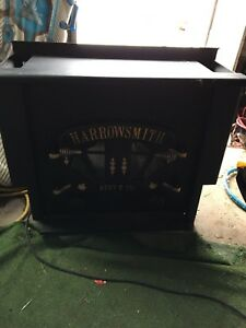 Harrowsmith wood stove