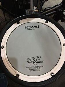 Roland TD-15 V-Drums Cambridge Kitchener Area image 3