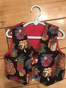 Holiday Vest