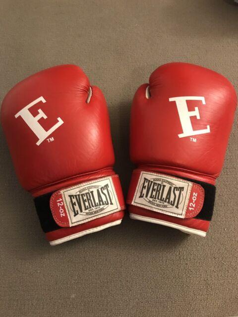 Everlast Pro Advanced Boxing Gloves -12oz | Gym & Fitness