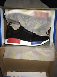 Adidas NMD R1 OG Blue and Red Size 11