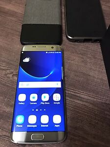 S7 Edge on Telus for Sale!
