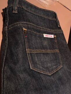 Sass & Bide Dark denim jeans