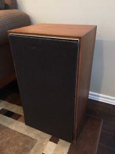 Vintage Canadian made speaker set