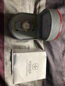 Watch Montre Swiss Army Wenger