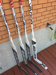 Bauer 2x Goalie | Kijiji in Ontario  - Buy, Sell & Save with