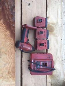 Hilti impact gun for sale