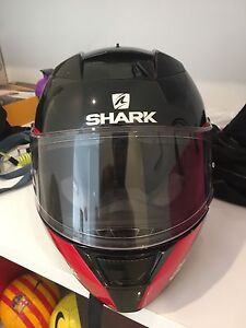 Shark speed R helemt Lutwyche Brisbane North East Preview
