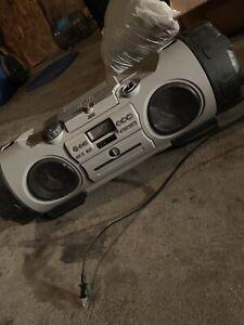 Used JVC dual sub stereo
