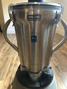 Waring commercial juicer