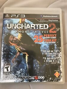 Uncharted 2 for PS3
