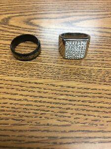 Men's rings for sale size 11