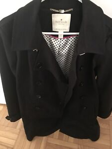 XL Kate Spade Trench Coat