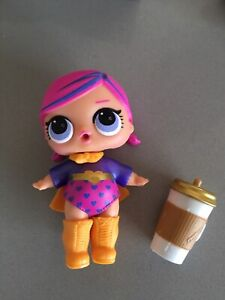 LOL doll lil outrageous from the super hero series