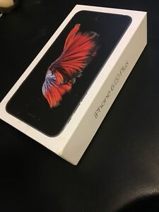iPhone 6 s Plus 128gb - UNLOCKED - box included