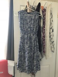 Stork & Babe Maternity Dress, Size Small