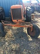 Allis-Chalmers Tractor CA Tullamarine Hume Area Preview