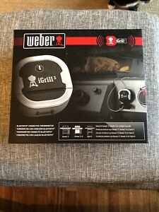 Weber iGrill 3 thermometer - Brand new in box